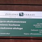 Tablice reklamowe Krakow bar bistro