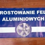 Druk wielkoformatowy Kraków - baner